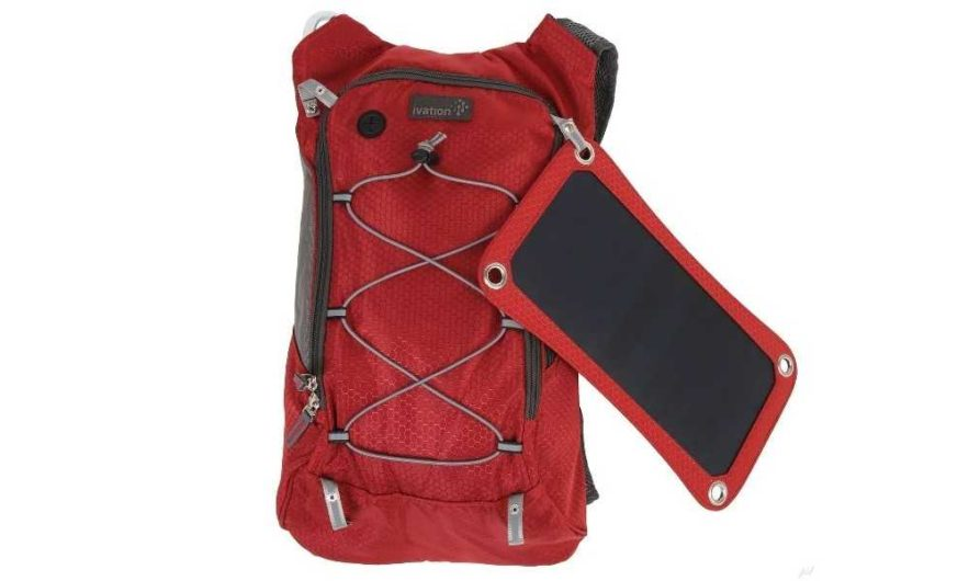 Ivation Solar Survival Backpack Review