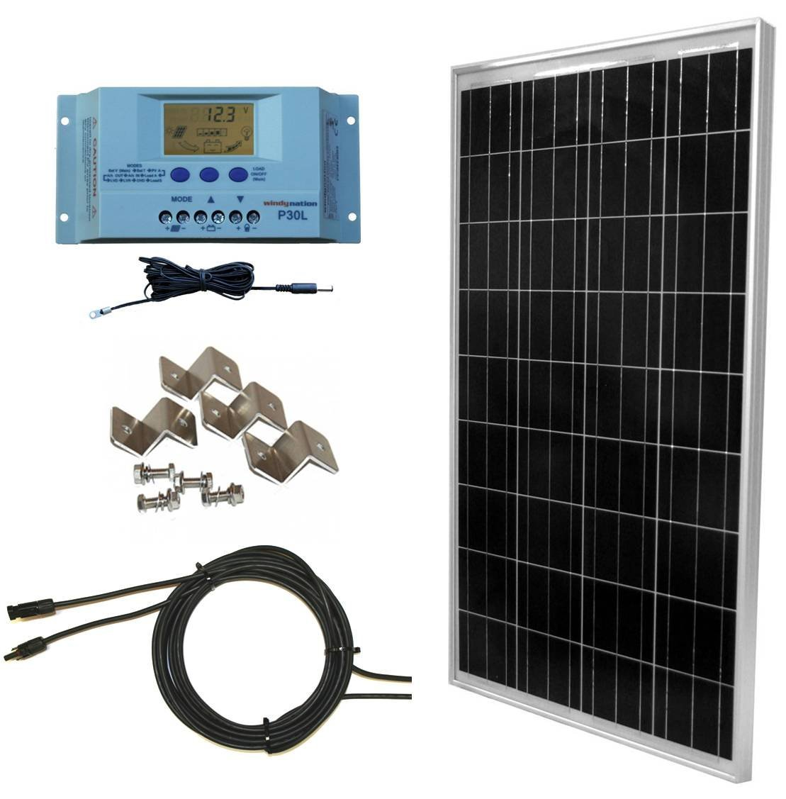 WindyNationSolarPanelRV_Kit